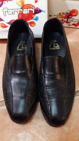 36839ae67 Zapatos De Cuero Gina Ferrari Talle 39 Forrados
