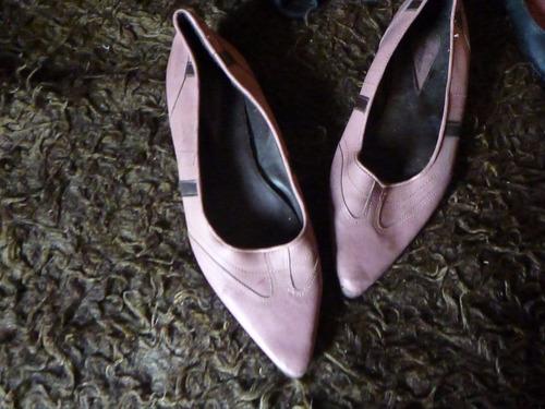 zapatos de cuero lote por 4 todo por $ 599,99