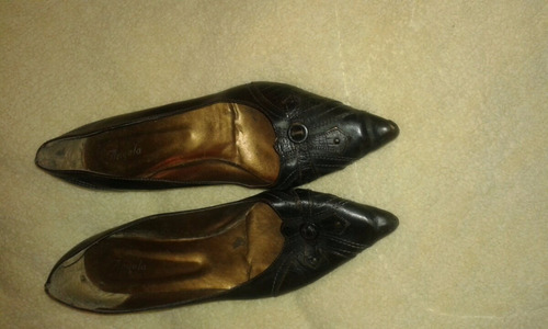 zapatos de cuero (lote por 6 pares ) todo por $ 699,99