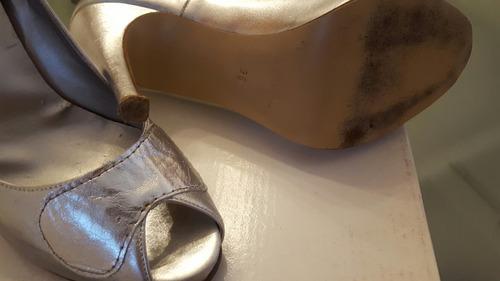 zapatos de cuero mujer