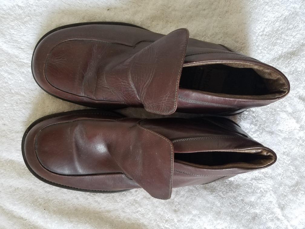 En Orivinales Y Cuero De Zara Mercado Bs300 00 Zapatos Italianos LqSAc354Rj