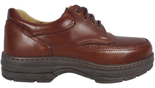 zapatos de cuero para hombre suela cosida  art 5340 nº 41