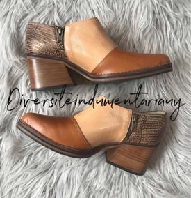 Zapatos 35 Del 40 Por Encargue De Cuero Al RjALq534