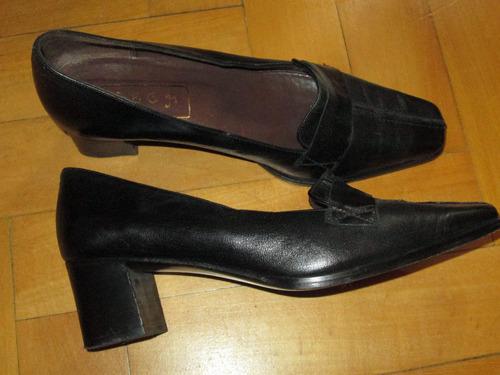 zapatos de cuero vacuno muy comodos!!