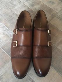 Talle Cuero Zara Zapatos De Nuevos 41 7bf6gy