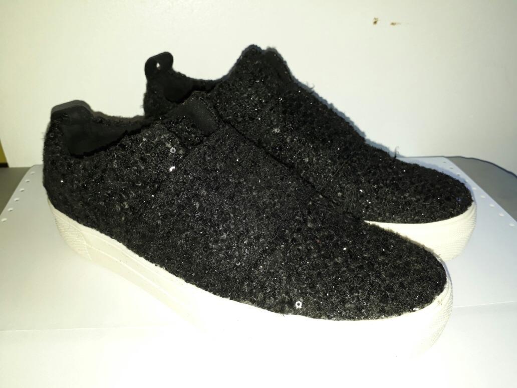 como serch moda de lujo venta caliente barato Zapatos De Dama Casuales Tipo Vans Talla 37