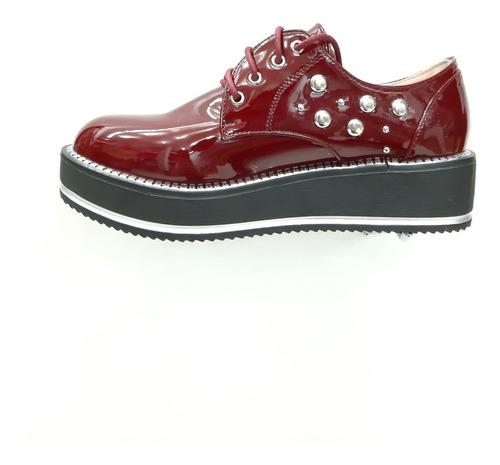 zapatos de dama charol + envió gratis