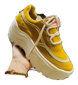salida de fábrica última tecnología San Francisco Zapatos De Dama Colombianos Botas Suela Alta