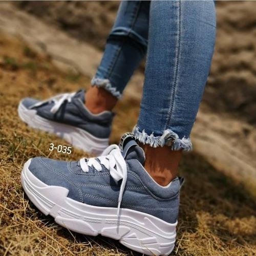 zapatos de dama colombianos suela alta animal print