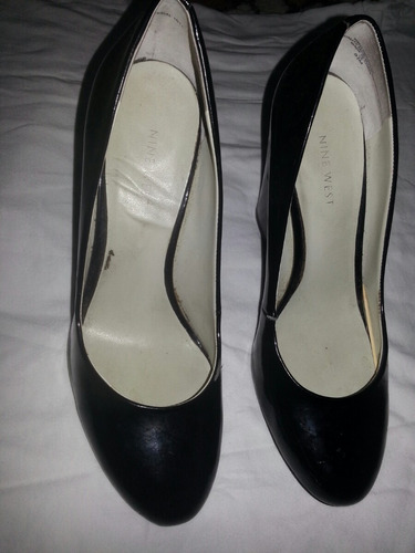 zapatos de dama nine west originales v descrip
