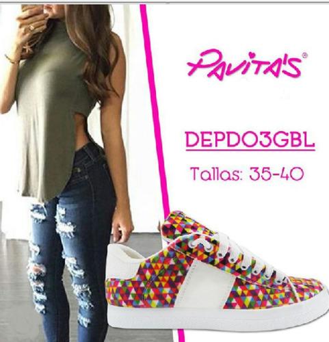 zapatos de damas pavitas