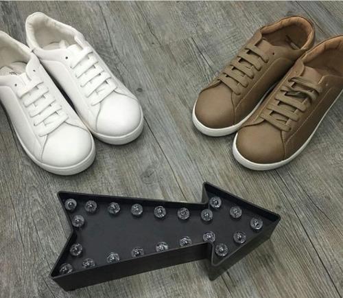 zapatos de damas sneackers