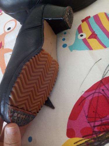 zapatos  de danza folclórica #2 mujer. seminuevos