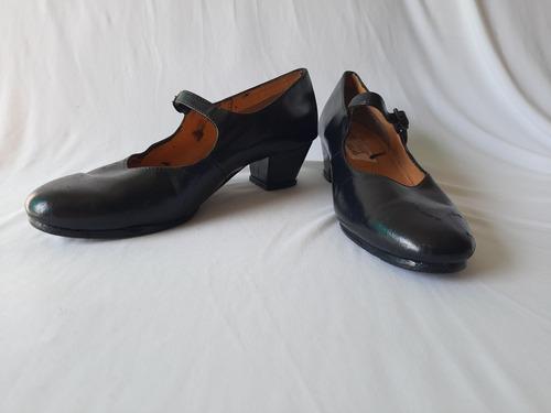 zapatos de danza folklorica 6.5