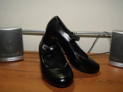 zapatos de danzas flamenco (vendo o cambio)