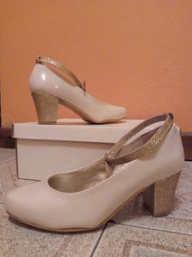 en venta 7f965 26ba9 Zapatos De Fiesta Bajos