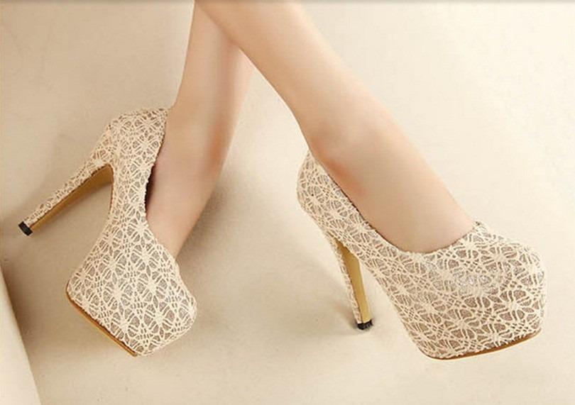 c20e7284 Zapatos De Fiesta Color Dorado Ideal 15 Años - $ 1.499,99 en Mercado ...