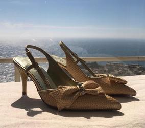 518739f0 Zapatos Dorados Mujer 36 en Mercado Libre Chile
