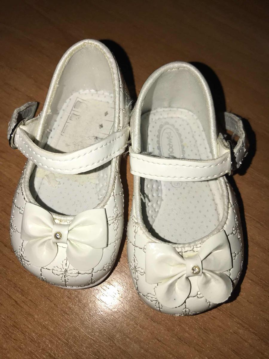74771a5777338 zapatos de fiesta o bautizo niña talla 15brz. Cargando zoom.