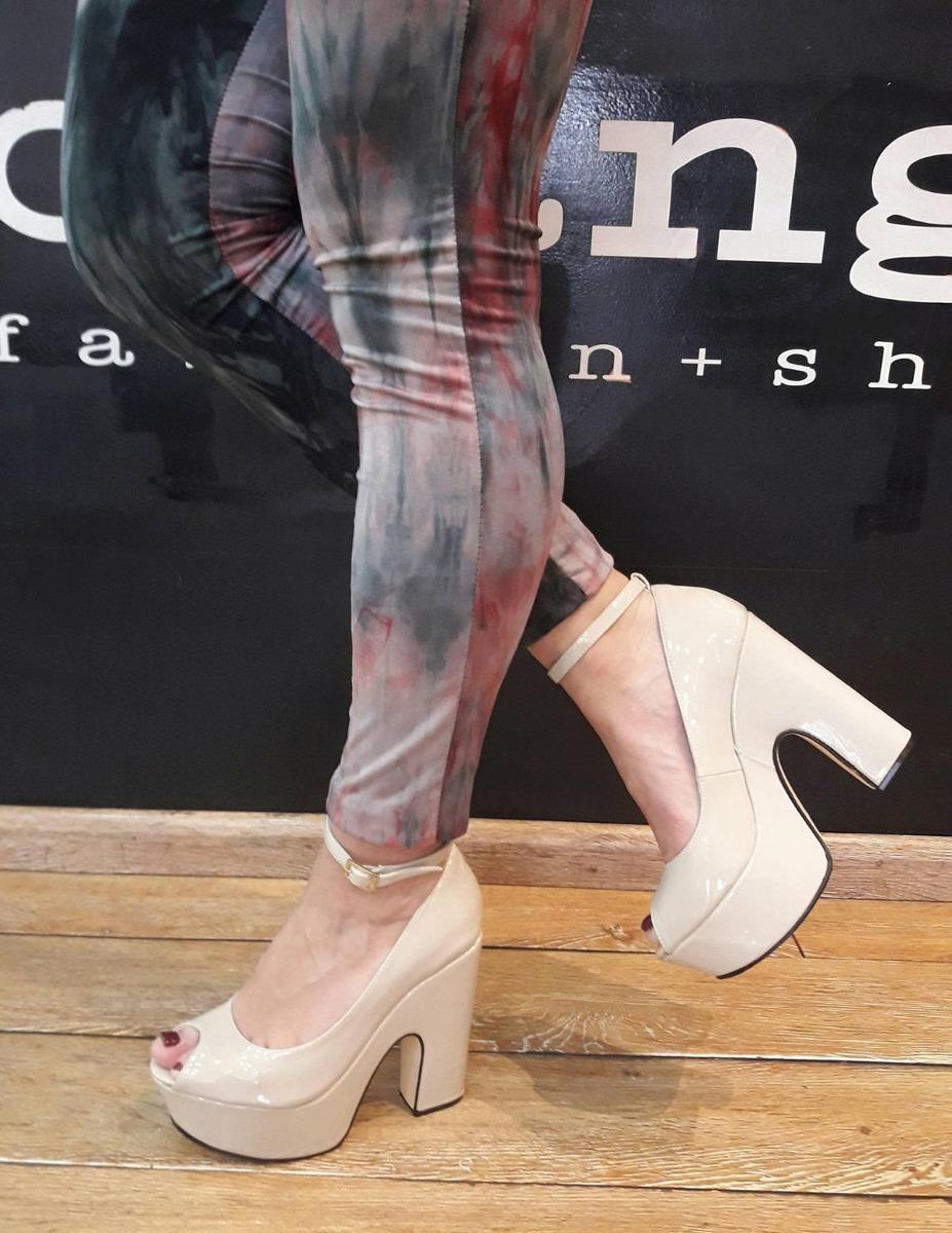 5fbb1bbe zapatos de fiesta taco ancho con pulsera al tobillo oferta!! Cargando zoom.