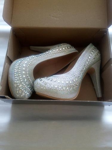 zapatos de fiesta - talla 36 nuevos