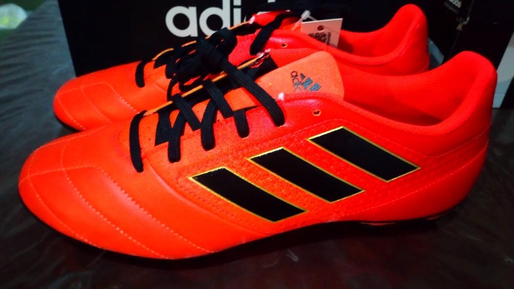 zapatos de futbol adidas 17.4 talla no.27 color naranja. Cargando zoom. d62d5c3ffdac1