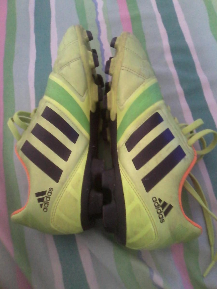 466c5d98bb2cf Zapatos De Fútbol adidas 5 ½ Usa - Bs. 15.000