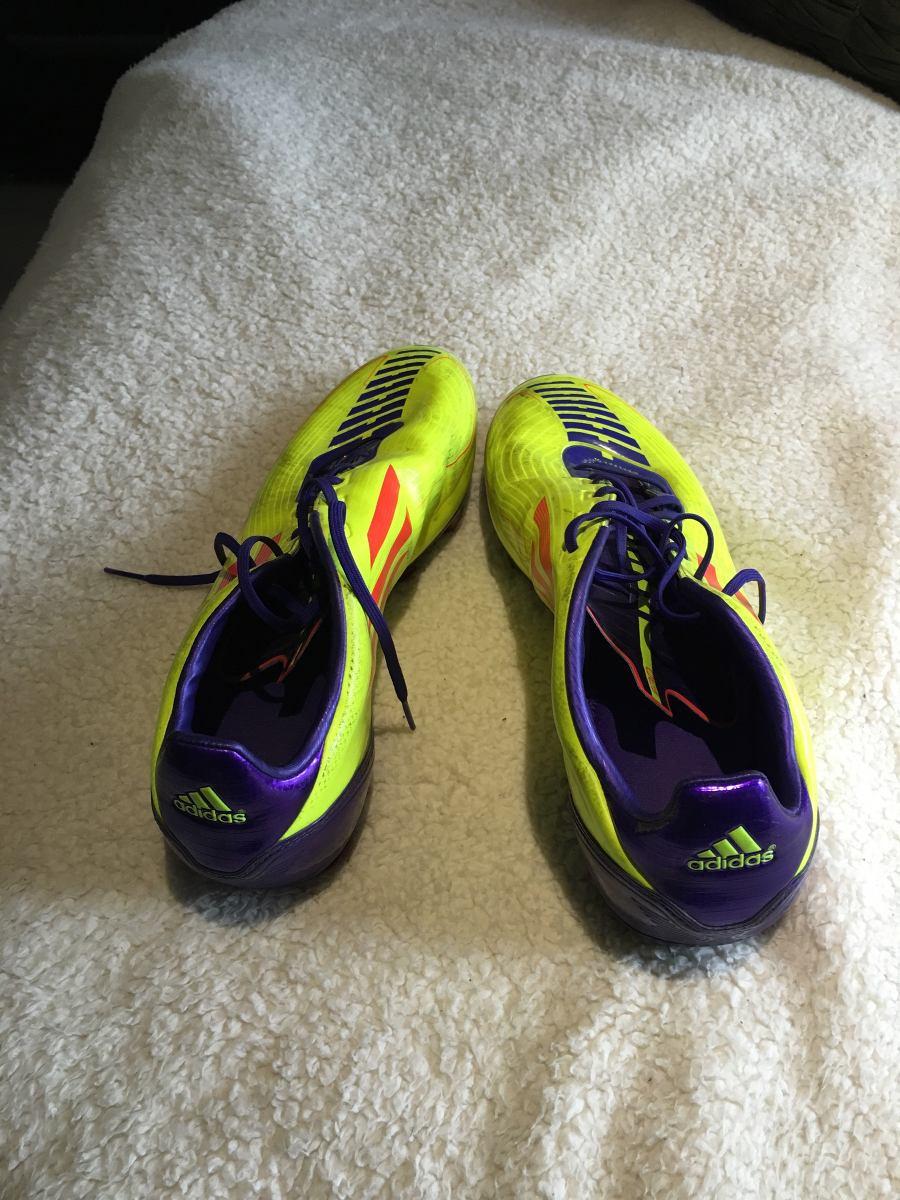 Zapatos De Futbol adidas F50 -   20.000 en Mercado Libre 28745521dc489