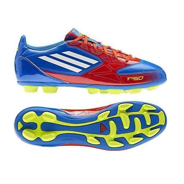 Zapatos De Fútbol adidas F50 Fs Trx Hg J -   19.990 en Mercado Libre ae1c9577fa559