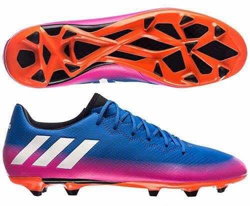 510c9d829f03f Zapatos De Fútbol adidas Messi 16.3 Fg Originales Ba9021 -   799.00 ...