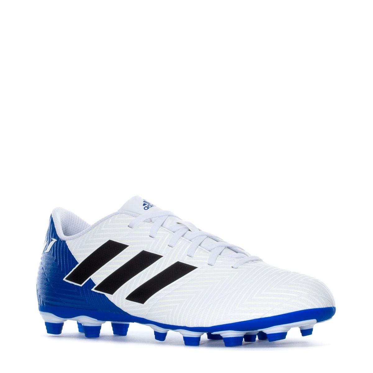 zapatos de fútbol adidas nemeziz messi 18.4 fxg originales. Cargando zoom. d367baff7c157