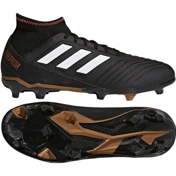 Zapatos De Futbol adidas Predator 18.3 Fg Cp9301 -   999.00 en ... 49352cb2b1a4f