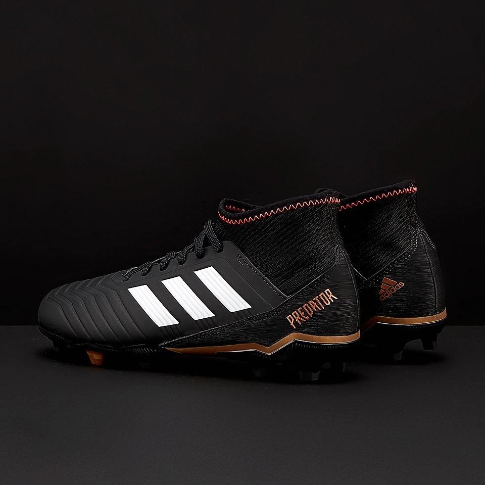 5ba0b094758ce zapatos de fútbol adidas predator 18.3 fg j cp9010 junior. Cargando zoom.