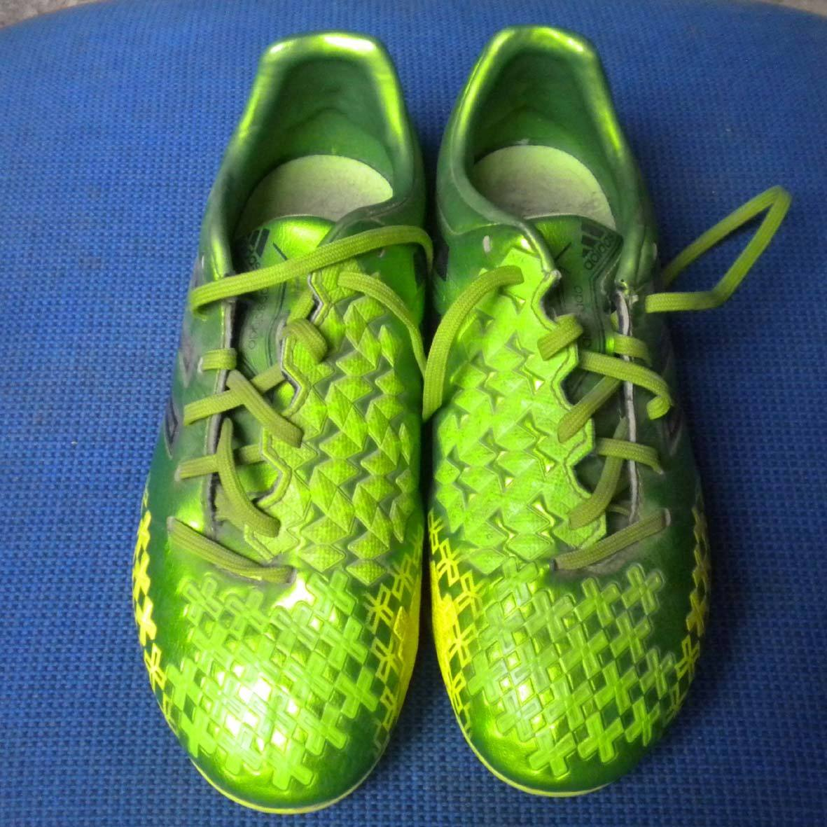 Zapatos De Futbol adidas Predator Talla 3 Cl 31 2 Us Muy Poc ... eddffcd77d917