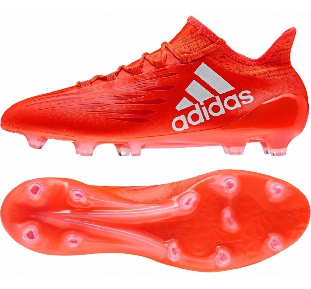 Zapatos De Futbol adidas X 16.1 Fg Profesional!!