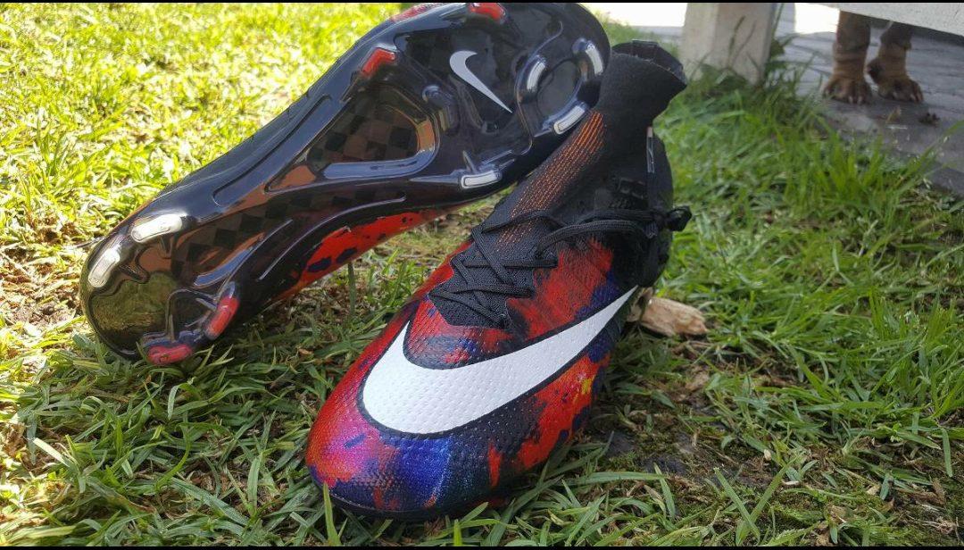 Zapatos De Futbol Con Caña -   95.000 en Mercado Libre cd8ef8708df43