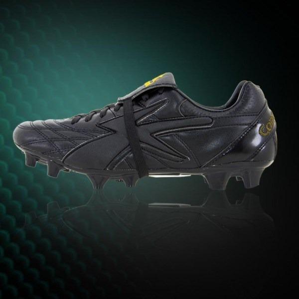 Zapatos De Futbol Concord Piel Negros -   690.00 en Mercado Libre 9c084e0275c86