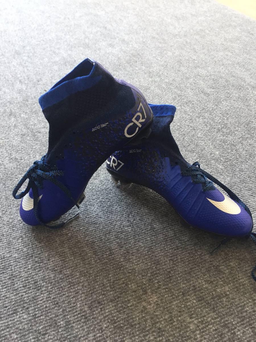 58b152b27e7a3 Zapatos De Futbol Mercurial E Hypervenon -   75.000 en Mercado Libre