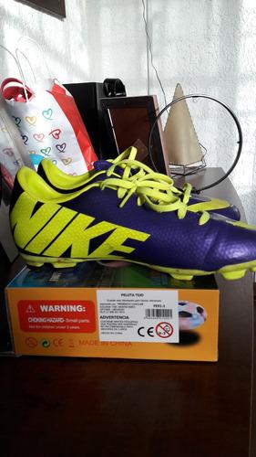 zapatos de futbol nike mercurial