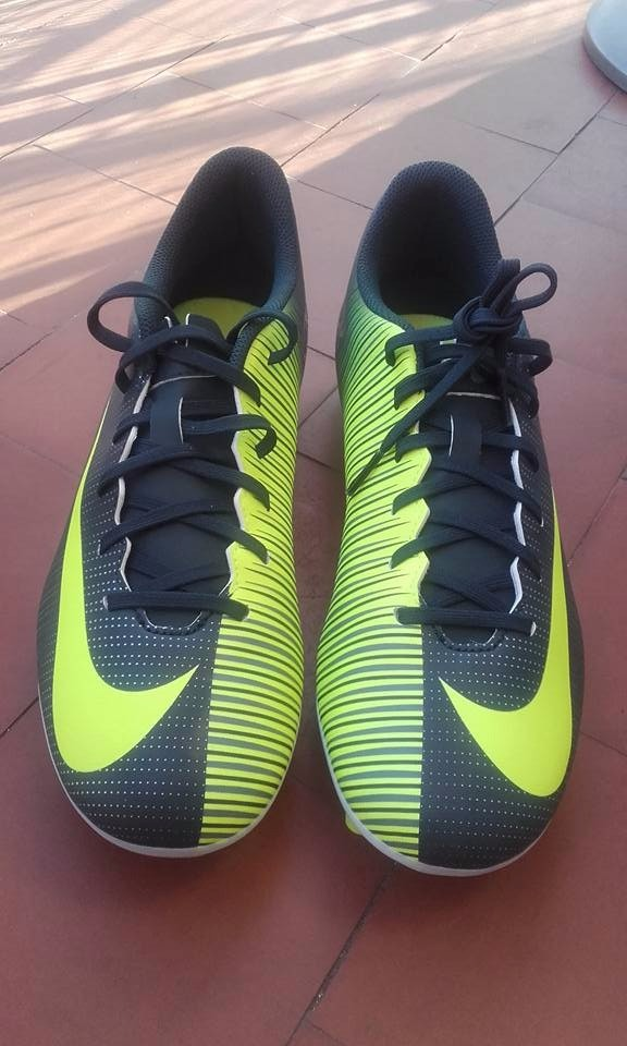 00 Ronaldo 2018 258 Nike En Mercurial Cr7 Zapatos U s