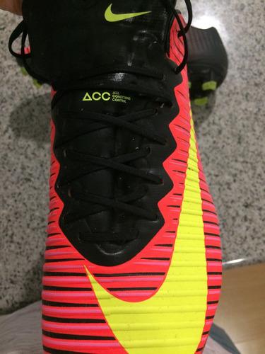 zapatos de fútbol nike mercurial (originales)