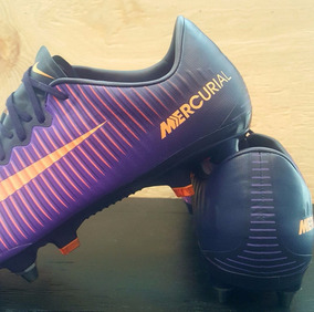 2f5e3e12bfd89 Zapatos De Futbol Nike Mercurial - Calzado Fútbol y Rugby Nike en Mercado  Libre Uruguay