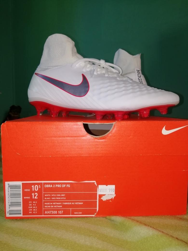 Zapatos De Futbol Nike Obra 2 Profesionales -   55.000 en Mercado Libre 4577a14a4c2c9