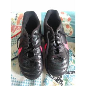 Zapatos De Futbol Nike Originales Talla 28