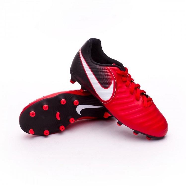 various colors 41d8b 50e20 zapatos de futbol nike tiempo rio iv fg rojo