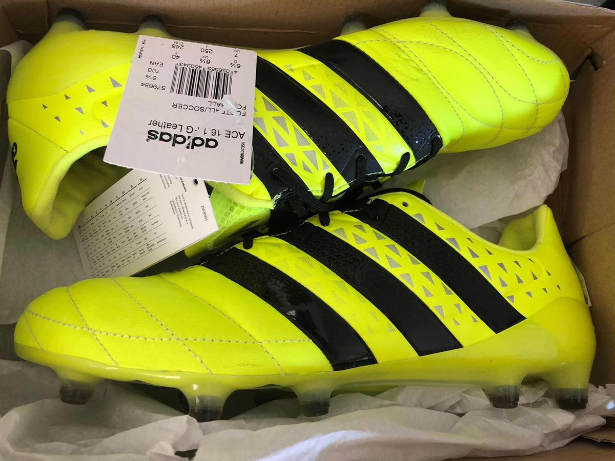 439f6ed6957e5 Zapatos De Fútbol Profesionales Ace 16.1 -   90.000 en Mercado Libre