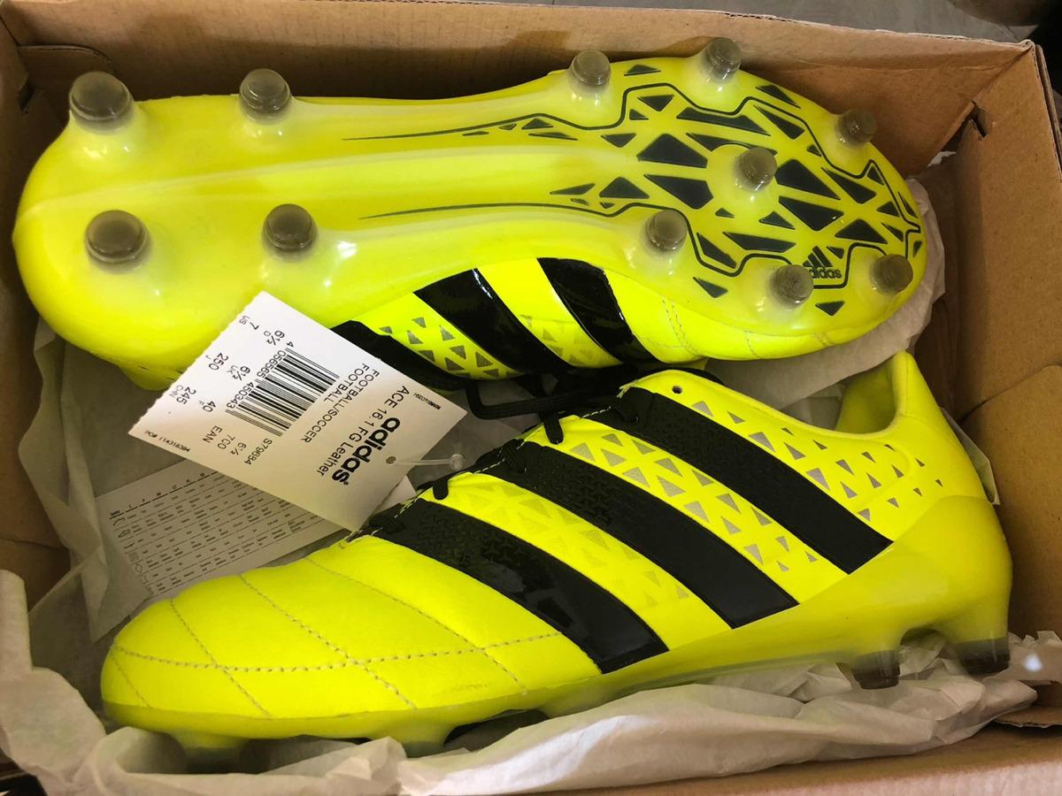 924d2c37fd3ac Zapatos De Fútbol Profesionales Ace 16.1 -   90.000 en Mercado Libre