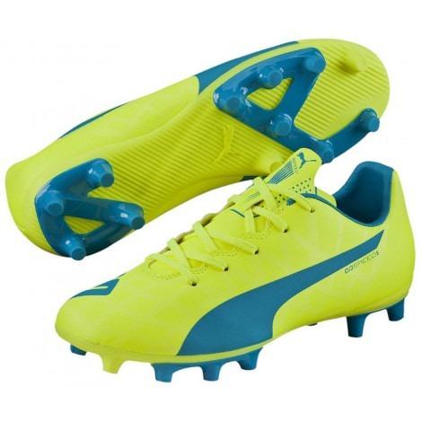 Zapatos De Futbol Puma Evospeed 5.4 Fg -   25.000 en Mercado Libre 8b57e4ed7ea90