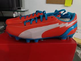 79d89a3d Zapatos De Futbol Puma Evospeed Verdes en Mercado Libre México