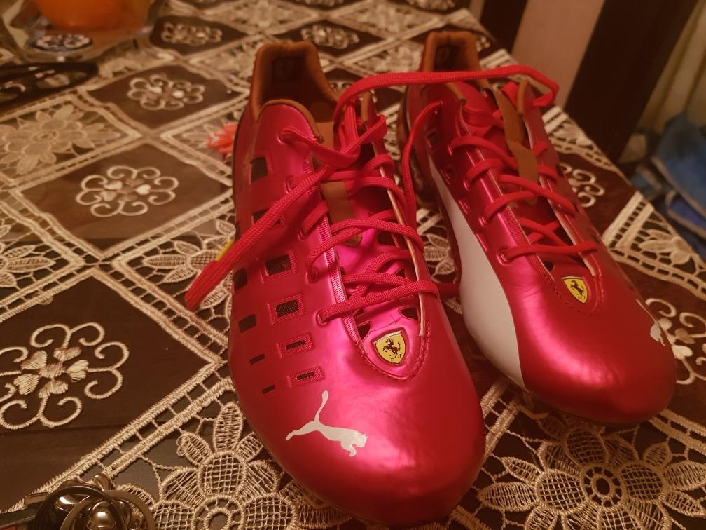 7149c5874 Zapatos De Futbol Puma Ferrari Numero 27 Mexico - $ 2,350.00 en ...